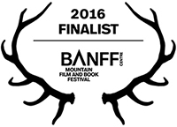 2016 Finalist Banff Mountain Film and Book Festival