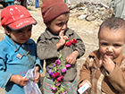 Young children, Hushe Valley, Pakistan