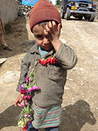 Young child, Hushe Valley, Pakistan
